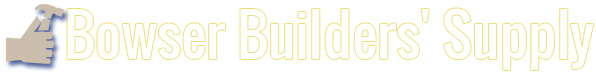 Bowser Builders' Supply, Logo