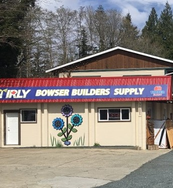 Bowser Builders' Supply Store